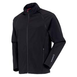 Sunice Hanson Convertible Softshell Mens Jacket Black XL  recenze a informace
