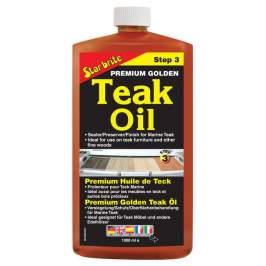 Star Brite Premium Golden Teak Oil 473ml