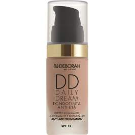 Deborah Milano DD Daily Dream Foundation SPF15 make-up 00 Ivory 30 ml